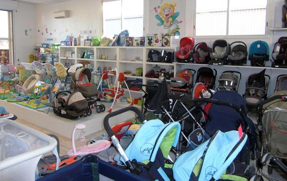Depot vente vetement enfant, materiel puericulture, jeux et jouet dans le Var