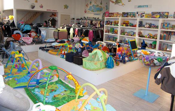 site de vente pour bébé
